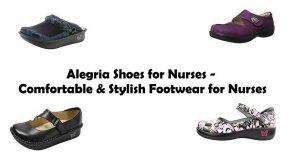 Alegria Shoes for Nurses