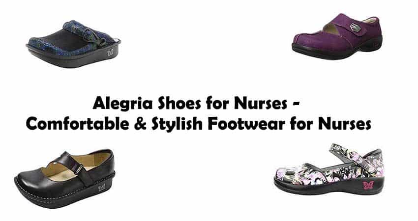 146130ac9e0 Alegria Shoes for Nurses - Comfortable   Stylish Footwear for Nurses ...