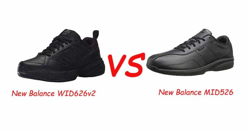 New Balance 626 V2 VS New Balance 526 Shoe