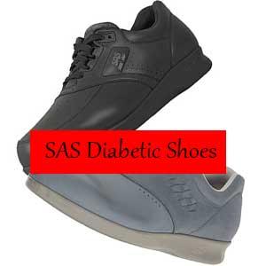 SAS Diabetic Shoes