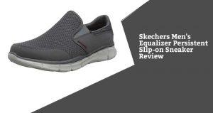 Skechers Men's Equalizer Persistent Slip-on Sneaker Review