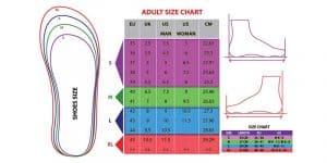 Average Shoe Size for Men